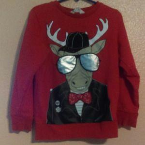 H&M cool moose sweatshirt